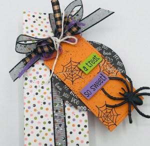 Banner Year Halloween Treat