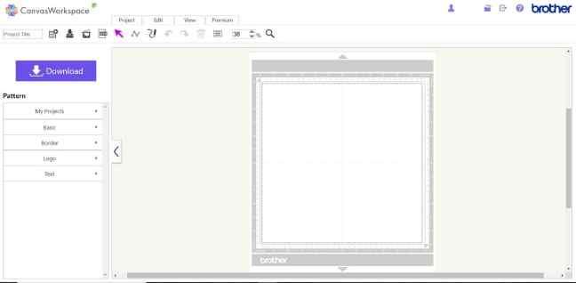 Canvas Workspace online version image