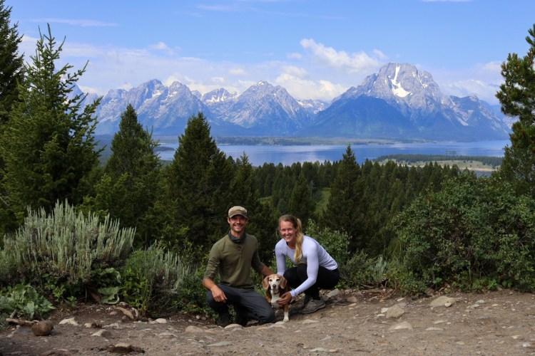 Signal Mountain Grand Tetons Wyoming