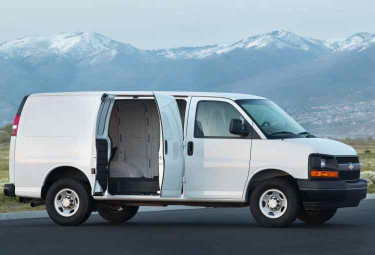 Chevy Express 1500 AWD