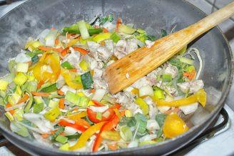 groente erbij