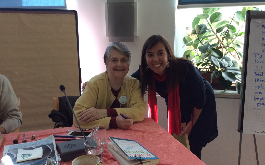 Interview with Barbara Sher