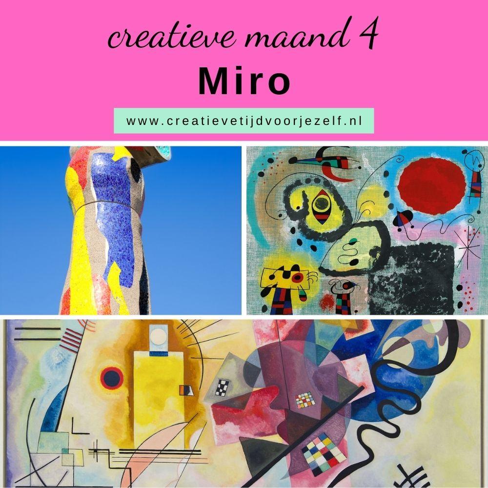 tekencursus Miro
