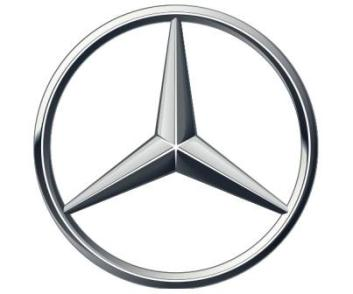 Mercedez-Benz famous car logo
