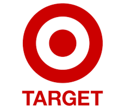Target company logo with name