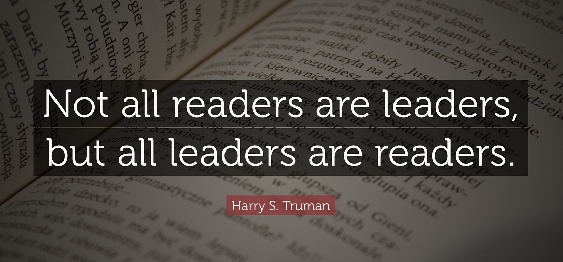 Readers are Leaders quote explaining the book summary service, ReadItFor.Me