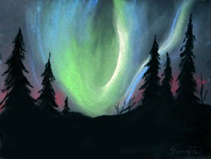 Northern Lights Project Image