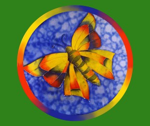 Rainbow Butterfly Project Image
