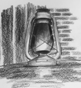 Antique Lantern Project Image