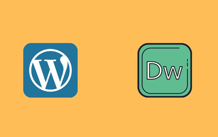 worpress vs dreamweaver