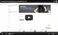 Creating Product Attributes in PrestaShop 1.6.x