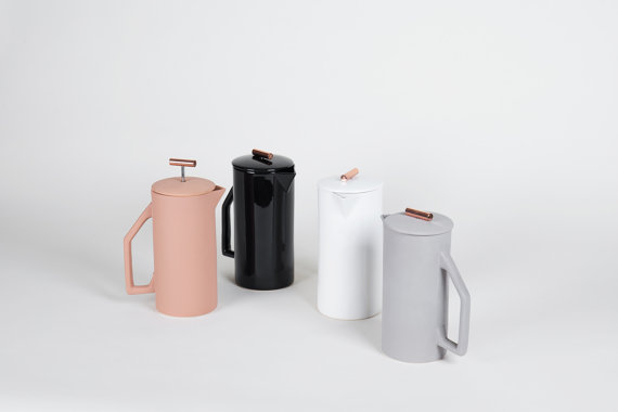 The French Press from Yield Design Co. that began my French Press Theory