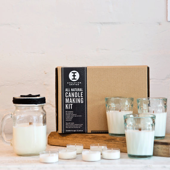 13 Modern DIYs to Try: Candle Making Kit