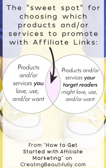 How to Get Started with Affiliate Marketing: Discover The Sweet Spot Strategy