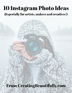 10 Days Of Instagram Photo Ideas