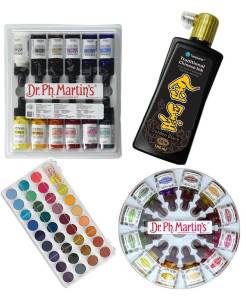 Some of the paints I use to Create Art and Designs to Sell Passively