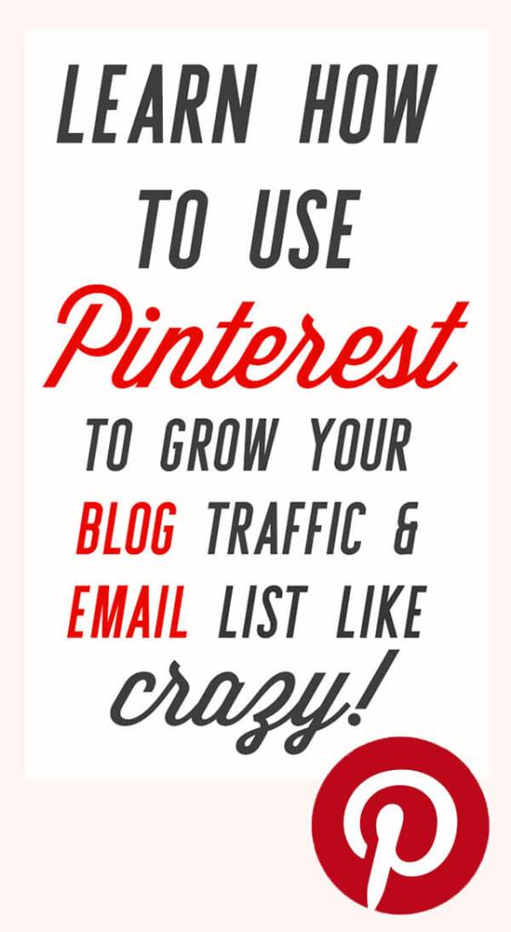 An example pin from the blog post: 5 Ways to Make Money On Pinterest at CreatingBeautifully.com