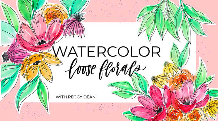 20+ Creative Business Classes You Can Take On Skillshare: Watercolor: Loose Florals