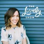 The Lively Show on this list of Podcasts for Creative Entrepreneurs!