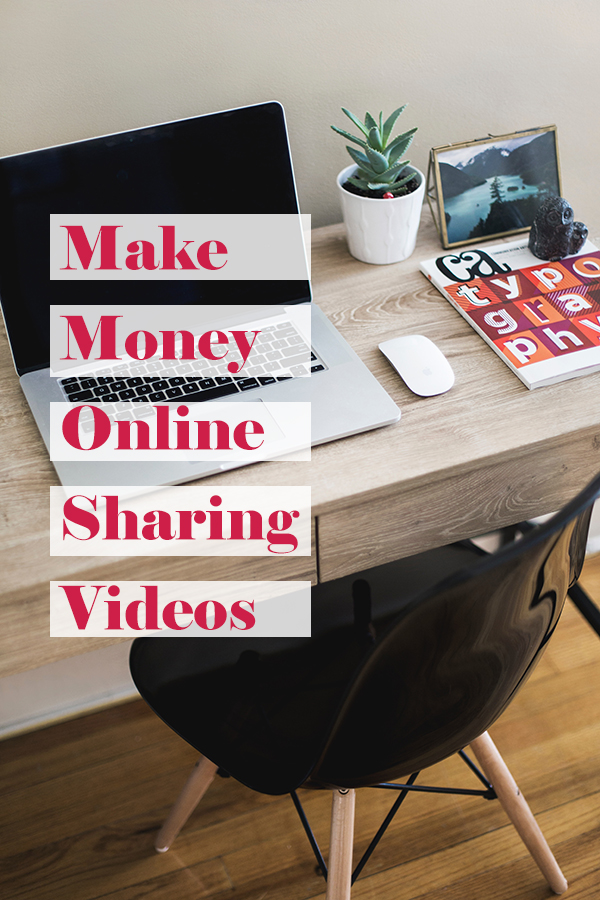 Can you REALLY Make Money Online Sharing Videos? Click through to find out!