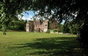 Cissbury near Worthing West Sussex wedding venue