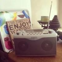 Sunday morning thoughts on the radio
