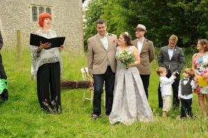wedding, ceremony, handfasting, anna guy, solstice