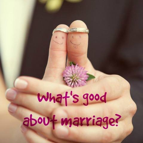 marriage, alternative, partnership, whats good about marriage