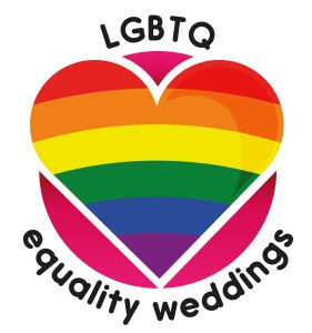 love is love Creating Ceremony with LGBTQ Equality Weddings