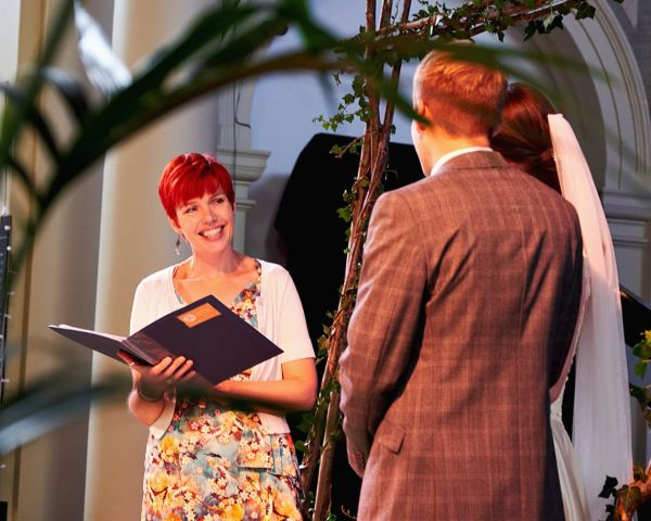 Work with Sussex wedding celebrant Claire Bradford of Creating Ceremony