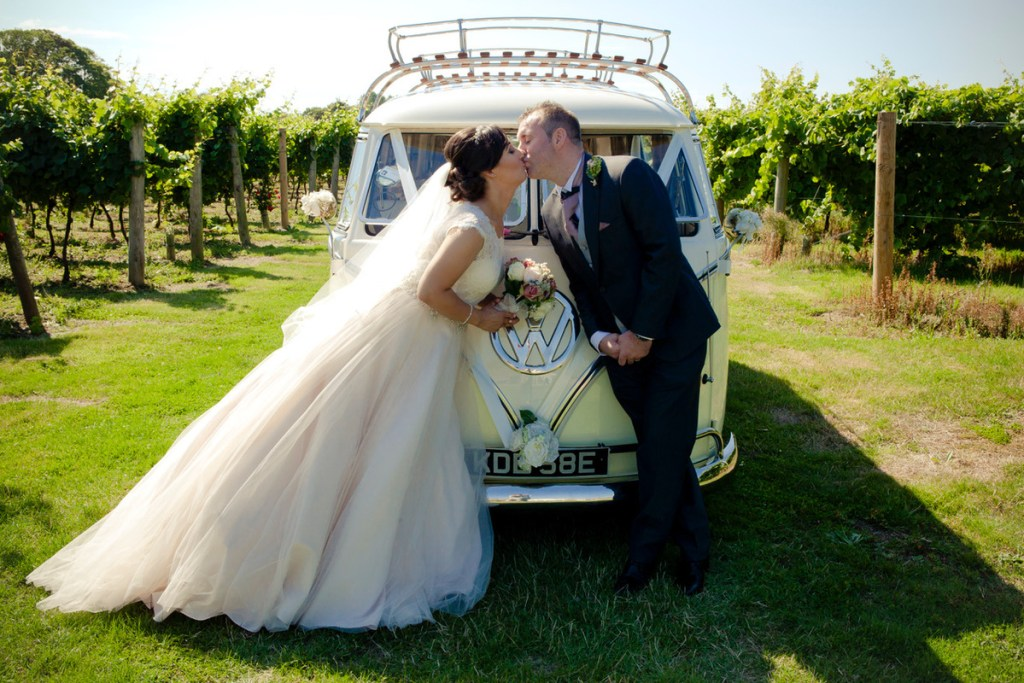 Highdown Vineyard: 10 awesome wedding venues in and around Worthing ~ Sussex celebrant Claire Bradford of Creating Ceremony