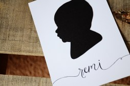 Papercut Silhouette from Your New Friend Sam on Etsy 96