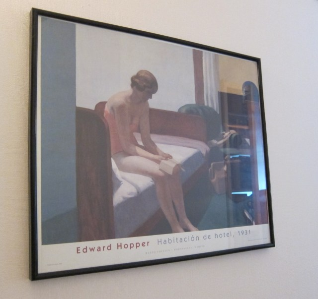 Edward Hopper's Hotel Room