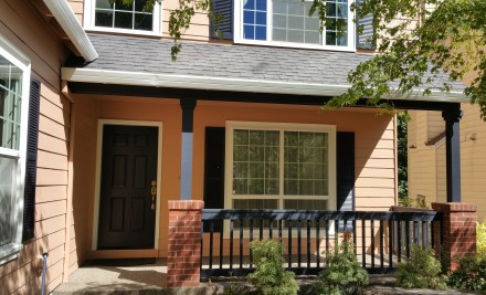 Joy Overstreet, color consultant, Portland OR, exterior paint makeover