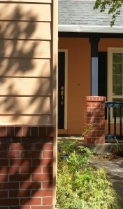 Exterior paint makeover