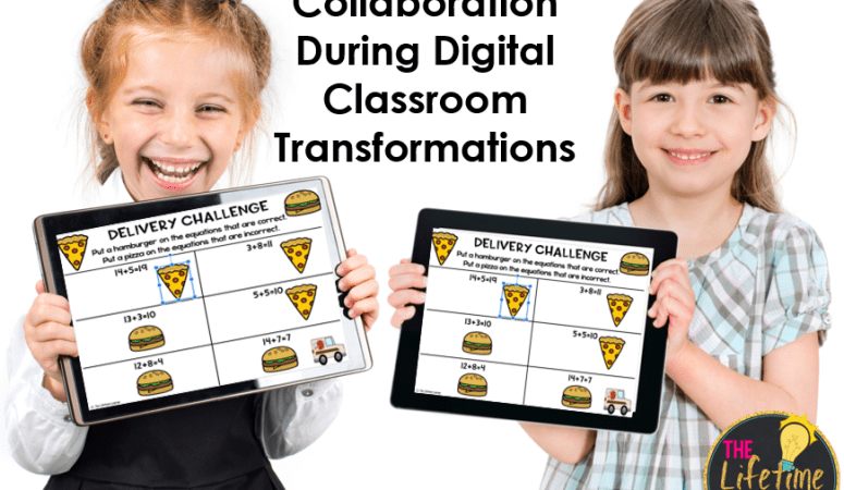 Digital Collaboration During Room Transformations