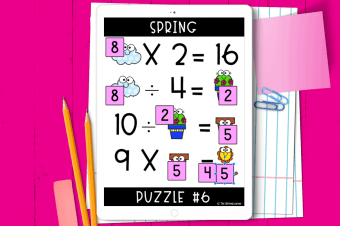 math enrichment brain teasers