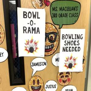 back to school classroom transformations bowling
