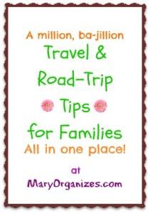 Travel Tips Bonus Material