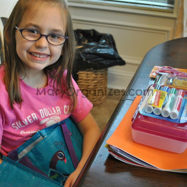 Back-to-School: Traditions and Organization Tips