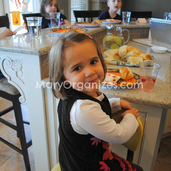 Thanksgiving Menu & Recipes