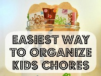 Chore Sticks: A Child-Friendly Approach To Chores