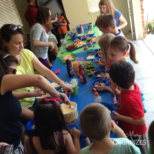 School's Out Party | Summer Fun List | A Mountain of School Papers