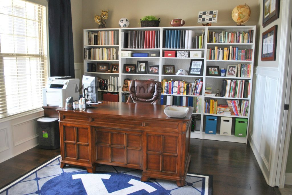 Mary Organizes Home Tour - Home Office (1)