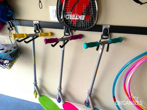 Scooter Hooks