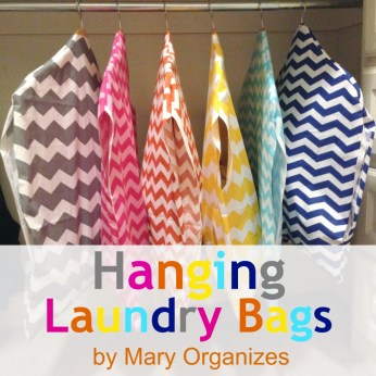 Hanging Laundry Bags
