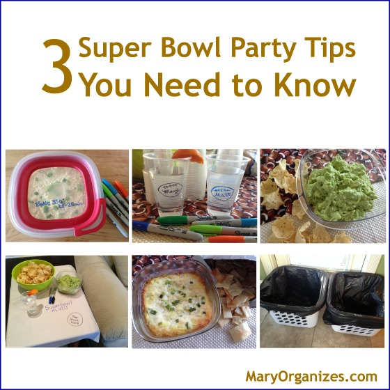 3 Super Bowl Party Tips You NEED To Know