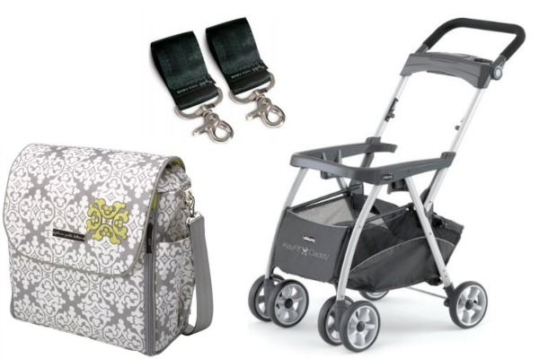 Mary's Favorite Baby Things - Diaper Bag and Stroller accessories