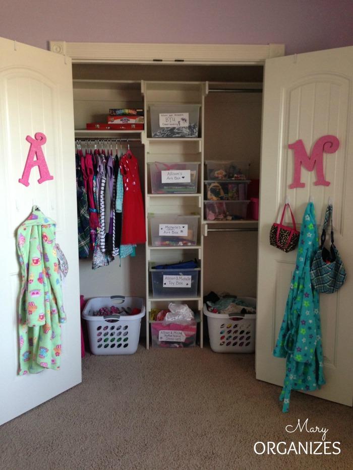 The Twins Closet