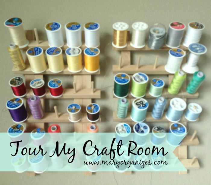 Tour My Craft Room